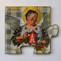 A is for Angel by hogret