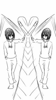 1st time knowing symmetry tool by Qiaros