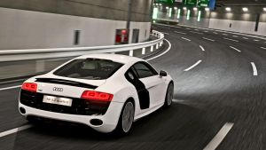 Audi R8 V10 - 1080p Wallpaper by EmptySoulR35