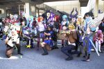 League of Legends Cosplay by MiikHyDeafening