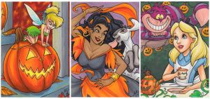 2011 - 31 Days of Halloween 5 by AmyClark