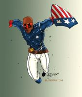Young Avengers Patriot by Blindman-CB