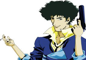 Spike Spiegel by Batman316