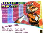 LCC Expo Poster 2015 by Primogenitor34