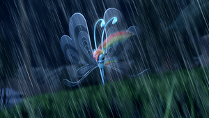 Chromatic Downpour by PopFizzelz