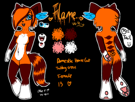 Flame Reference October 2011 by Liara-Chan