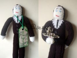 Knit Jeeves by lonesomeaesthetic