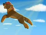 Flying High by CursedFire