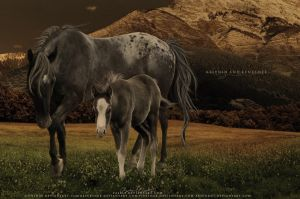 Kelenin and Renesmee by Aspasia-Project