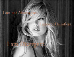 I Am Divergent by FrostedDolphins