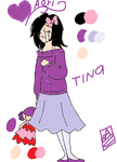 Tina by adriana4ever