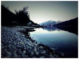 Muncho lake by N8grafica