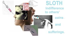 Sloth and Indifference to Epilepsy Seizures by jmerrande