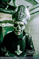 Papa Emeritus II from GHOST B.C. by MrSyn