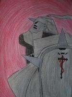 Alphonse Elric - FMA by MustBeDreaming15