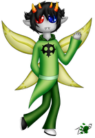 GT Sollux: Be adorable. by GhostyRaptor