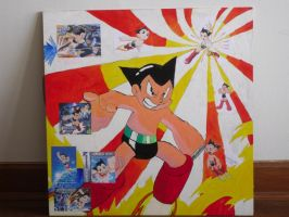 Astroboy Painting by sav8197