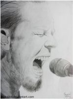 James Alan Hetfield by Cruz-666