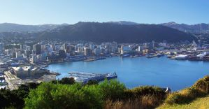 Wellington Harbour 2005 by awe-inspired