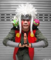 Jiraiya by greatestsensei