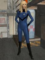 Invisible Woman 2 by cattle6
