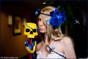 3000 Views - Kisses for You by FireLilyCosplay