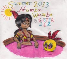 Summer 2013: Humba Wumba by gilster262