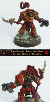 TS Scarab Occult Warrior by Proiteus