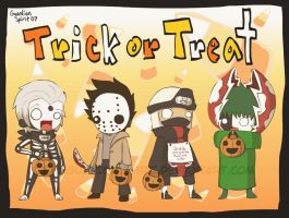 Happy Halloween by GuardianSpirit
