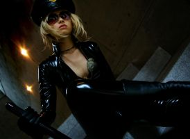 A police of evil 02 by ou-oneone