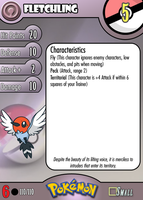 #661 Fletchling by PokemonCMG