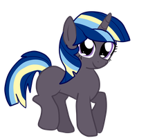 Fanfoal: TwiComet Filly~ by River-Adopts