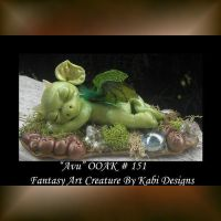 Avu Fantasy Little Creature by KabiDesigns