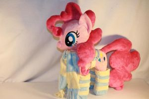 Pinkie Pie Plush by KarasuNezumi