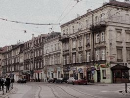 old town, cracow I by snusmumrikenn
