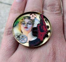 Femme Fatale Ring by asunder