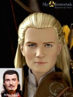 Legolas-Prince of Mirkwood by my-immortals