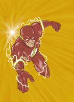 Flash with colour by MMAsamune
