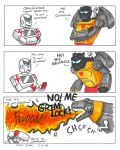My Fair Grimlock by agra19