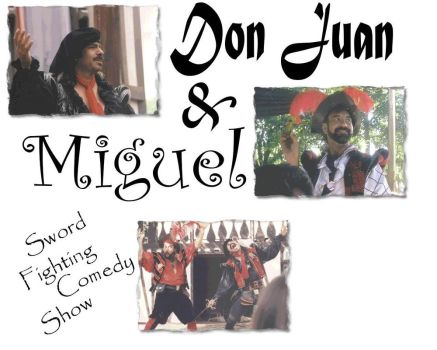 Don Juan and Miguel 1 by Jakeu1701