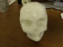 Articuplush Skull base 2.0 by Gradendine