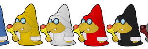 The Magikoopas by Leonidas23