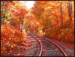-Painted Railways- by Symphonixx