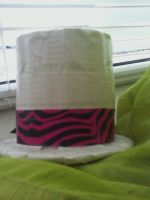 Mini Duct Tape Top Hat by ScenePika