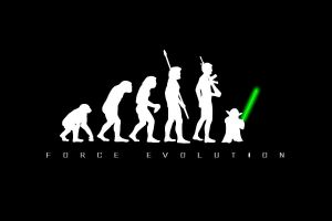Force Evolution Yoda by jlpicard1701e