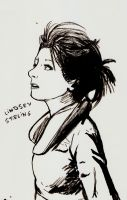 Lindsey Stirling by Ouma-Laura