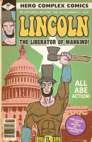 Abe Lincoln 2 by Hartter