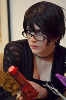 Bayonetta Test by Fraulein-Mao