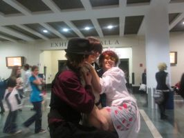 Anime Boston: Threesome! by XEPICTACOSx