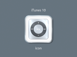 iTunes 10 Icon by iVicio